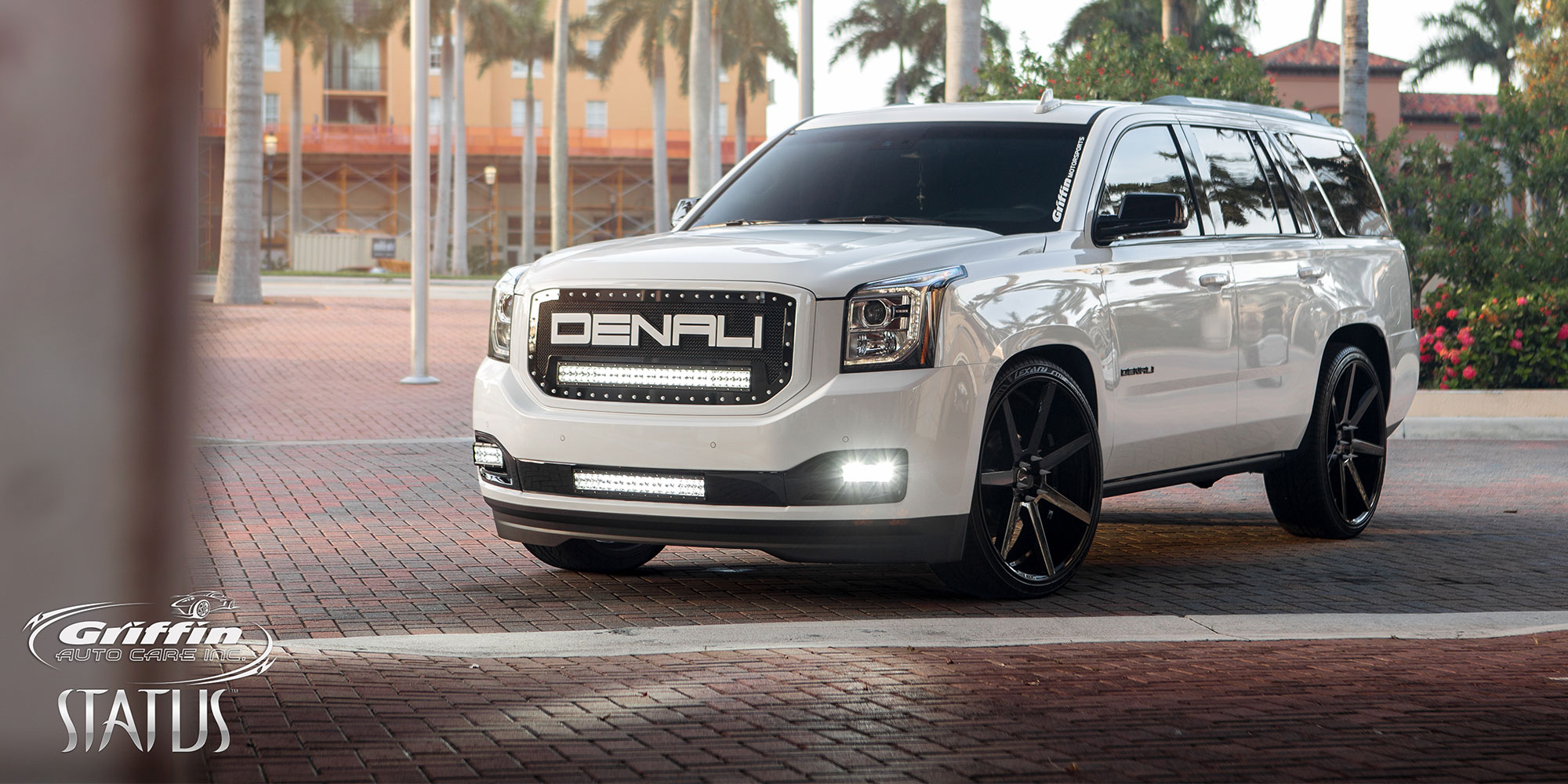 Gmc Yukon S838 Journey Gallery Perfection Wheels