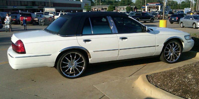 Mercury Grand Marquis 450 Baron
