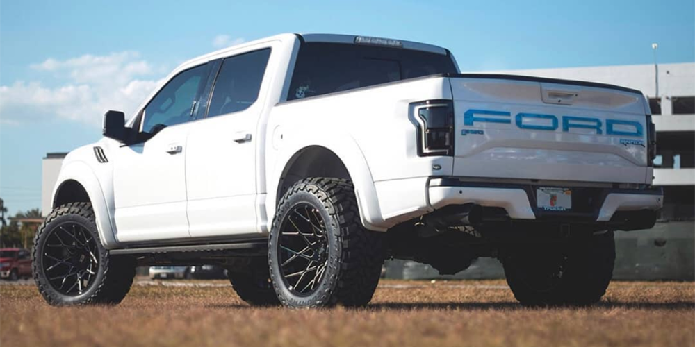 Ford F-150 Raptor XD831 Chopstix