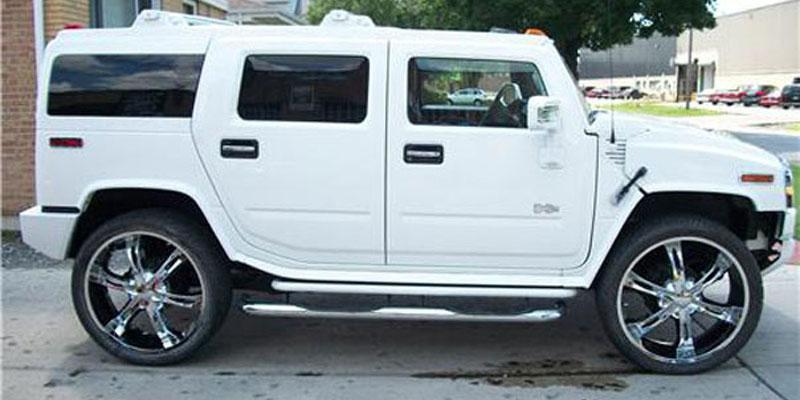 Hummer H2 436 Hollywood 6