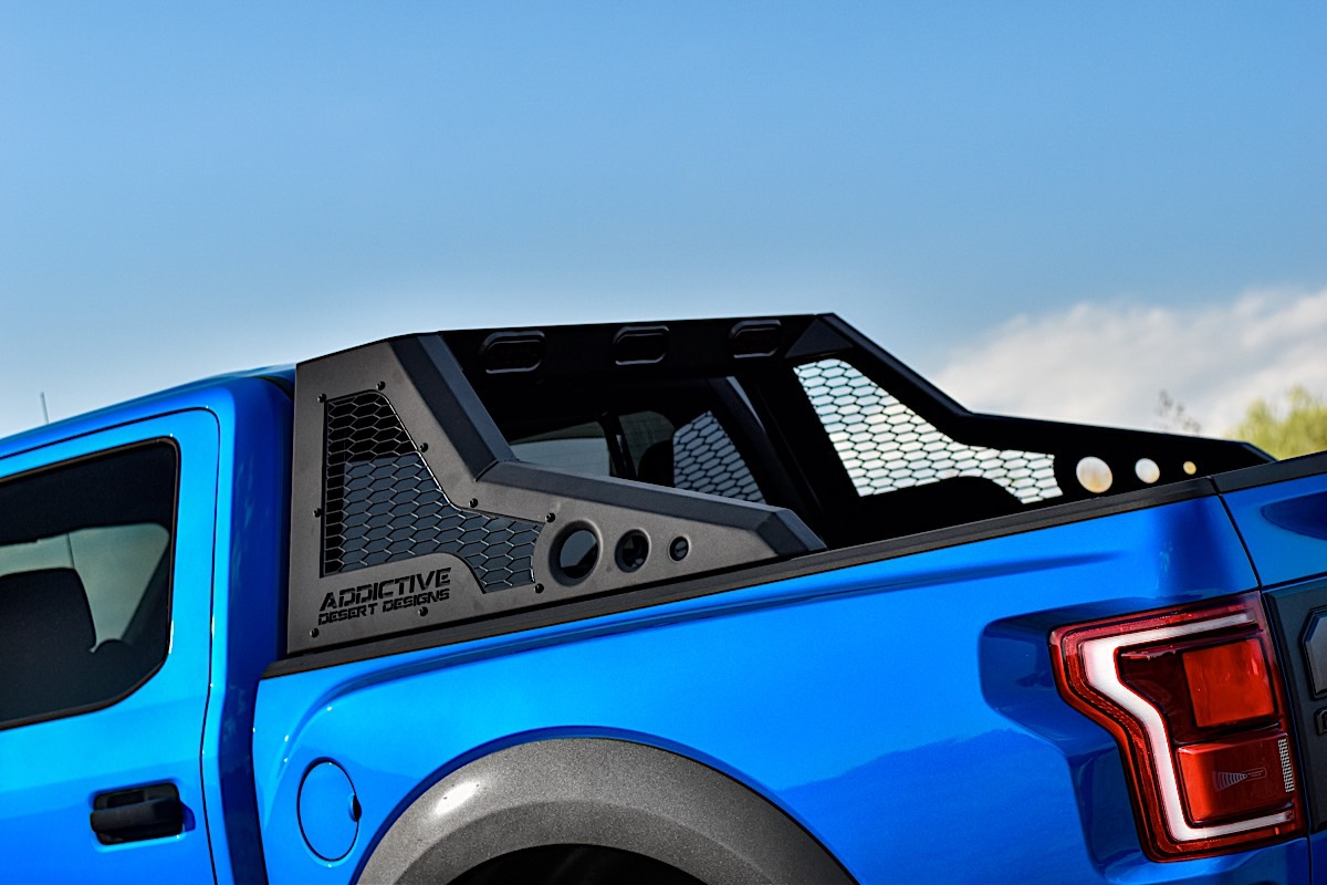 Ford Raptor with