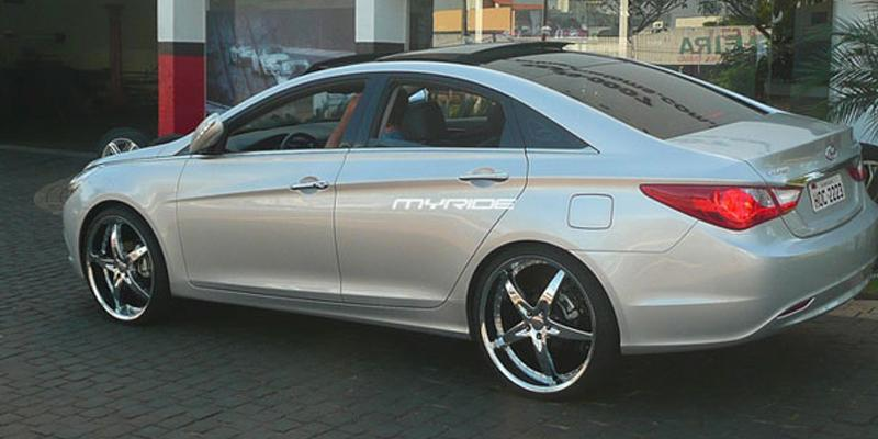 Hyundai Sonata Milanni Luxury Wheels 453 ZS-1