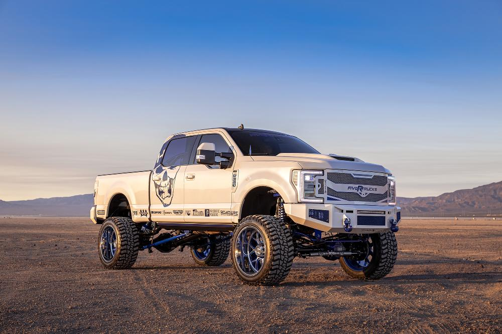 Ford F-350 Super Duty HF04 PUNISHER