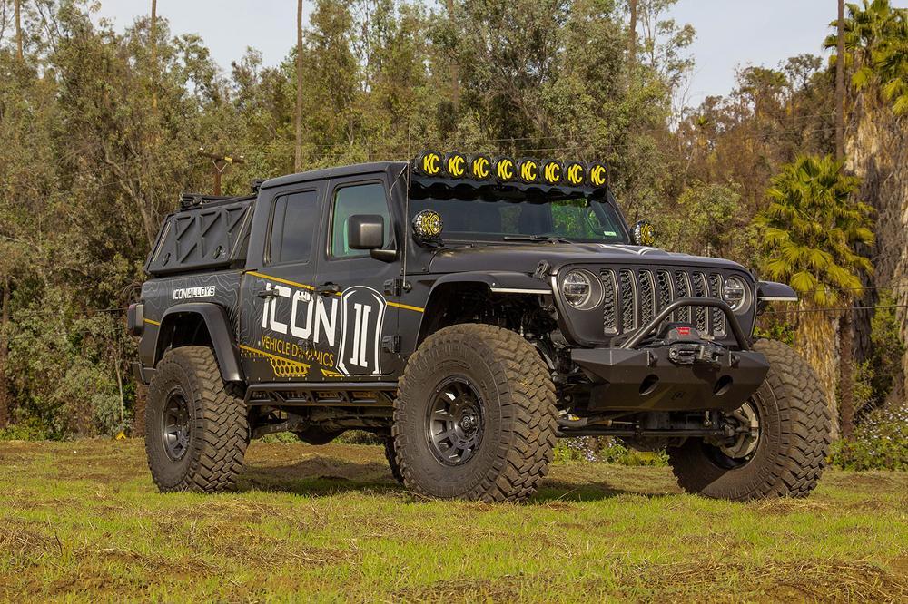 Jeep Gladiator Icon Alloys Thrust