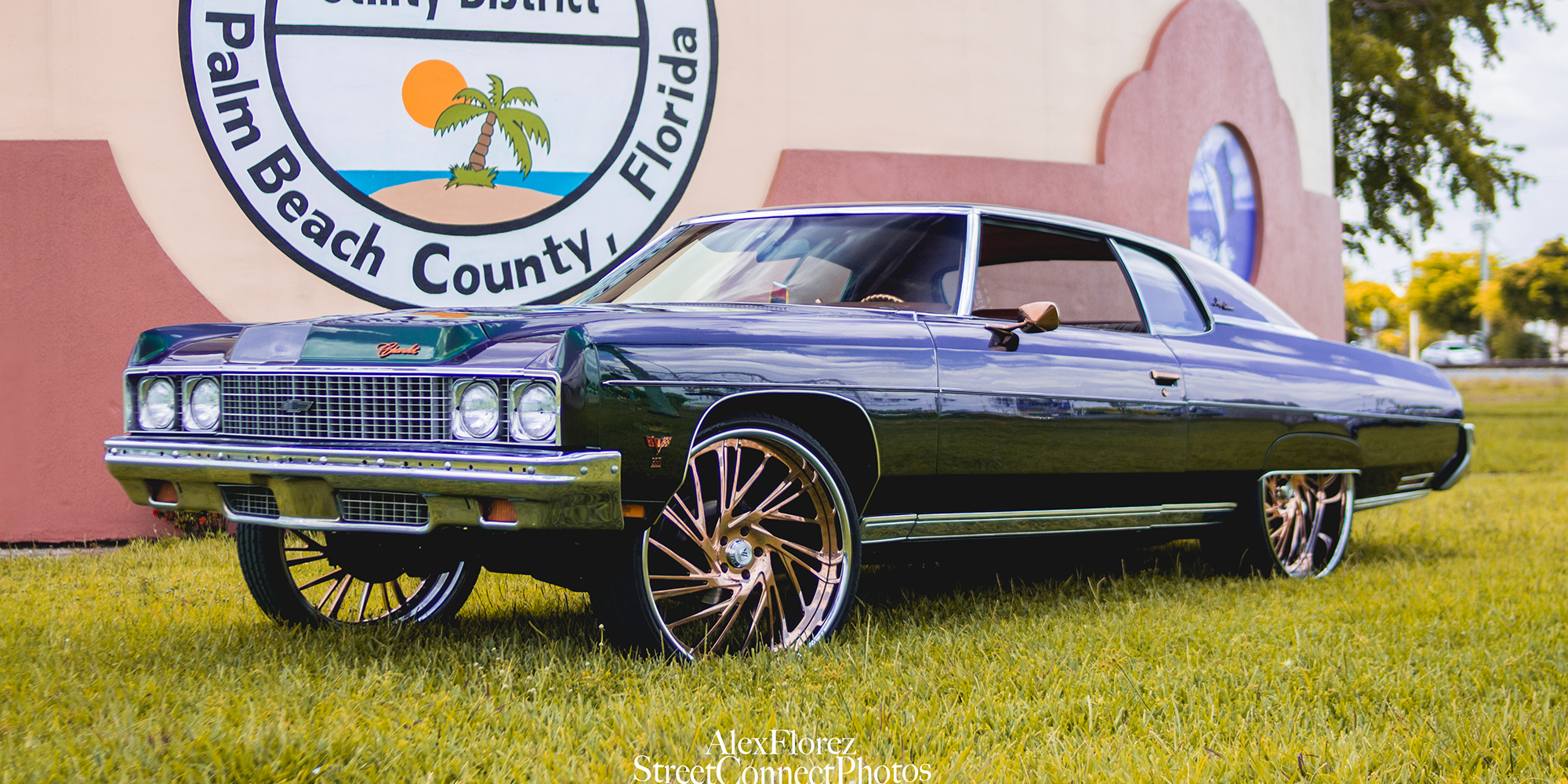 Chevrolet Impala with Asanti Forged Wheels AF868