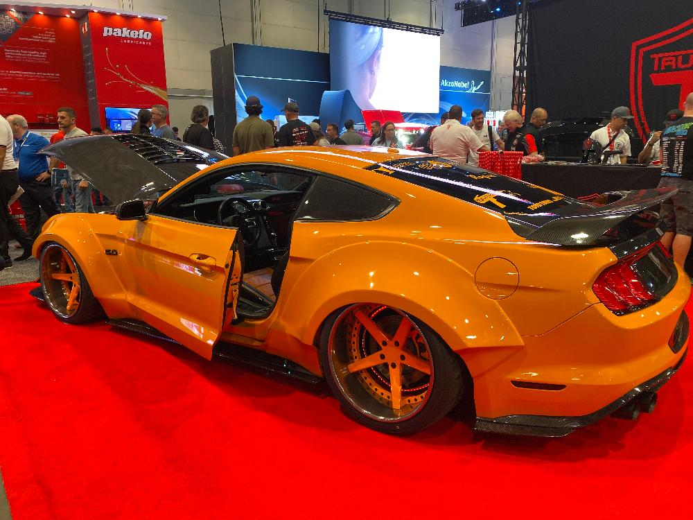 Ford Mustang ST05