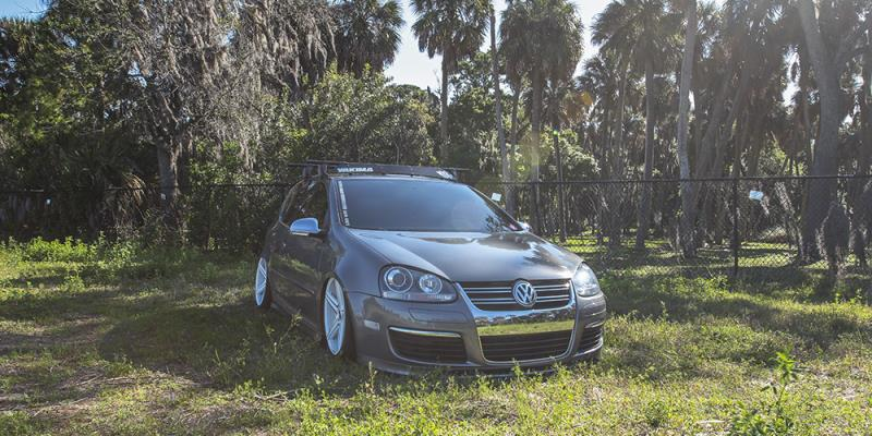 Volkswagen GTI Spec-1 Racing SP-08