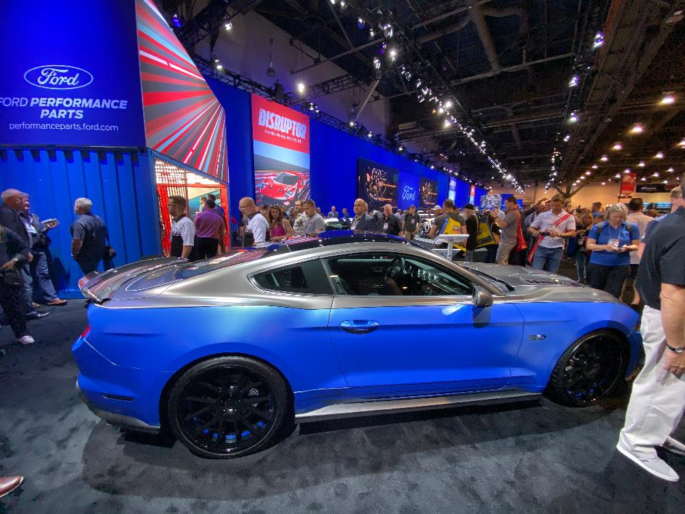 Ford Mustang RXL127