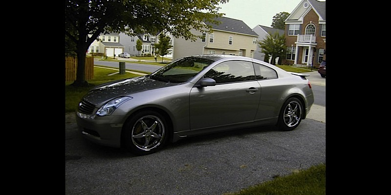 Infiniti G37 Milanni Luxury Wheels 453 ZS-1