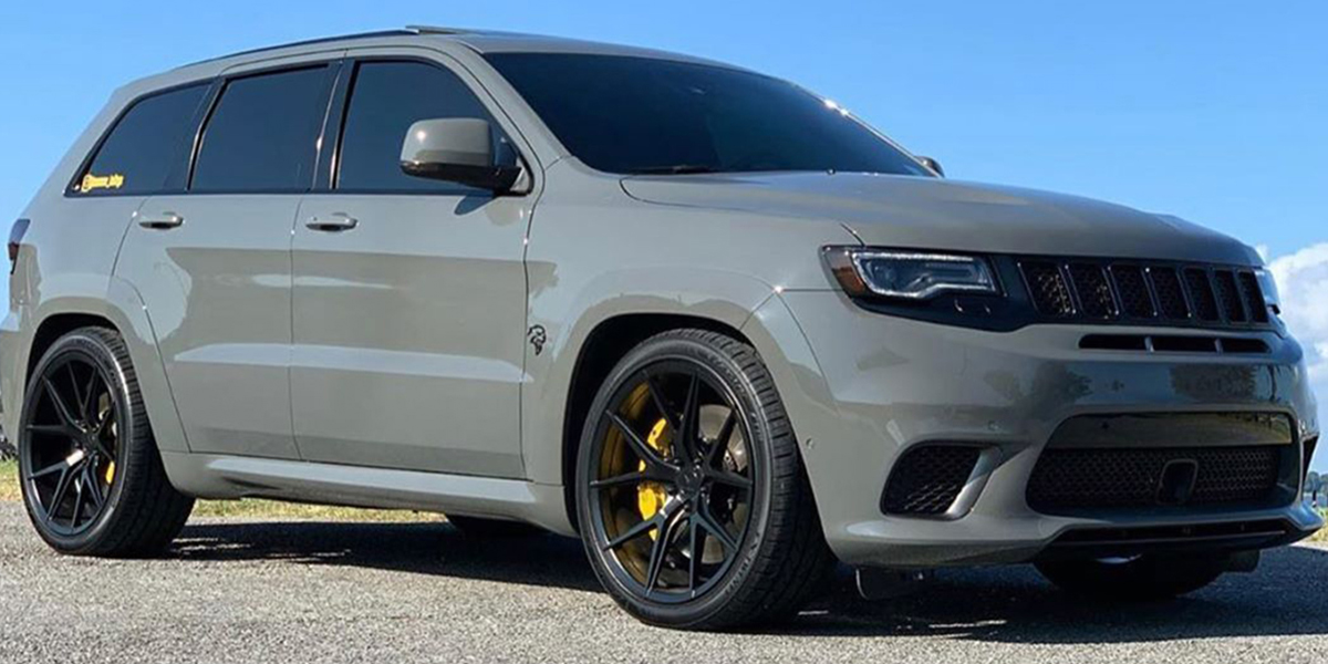 Jeep Grand Cherokee V99 Axis Gallery - Richline Motorsports