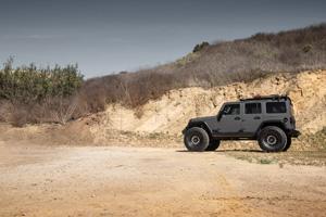 Jeep Wrangler with Black Rhino Arsenal