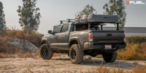 Block - D751 on Toyota Tacoma