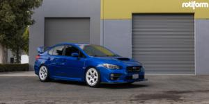 KB1 on Subaru WRX STI