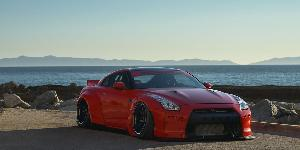 KPS on Nissan GT-R