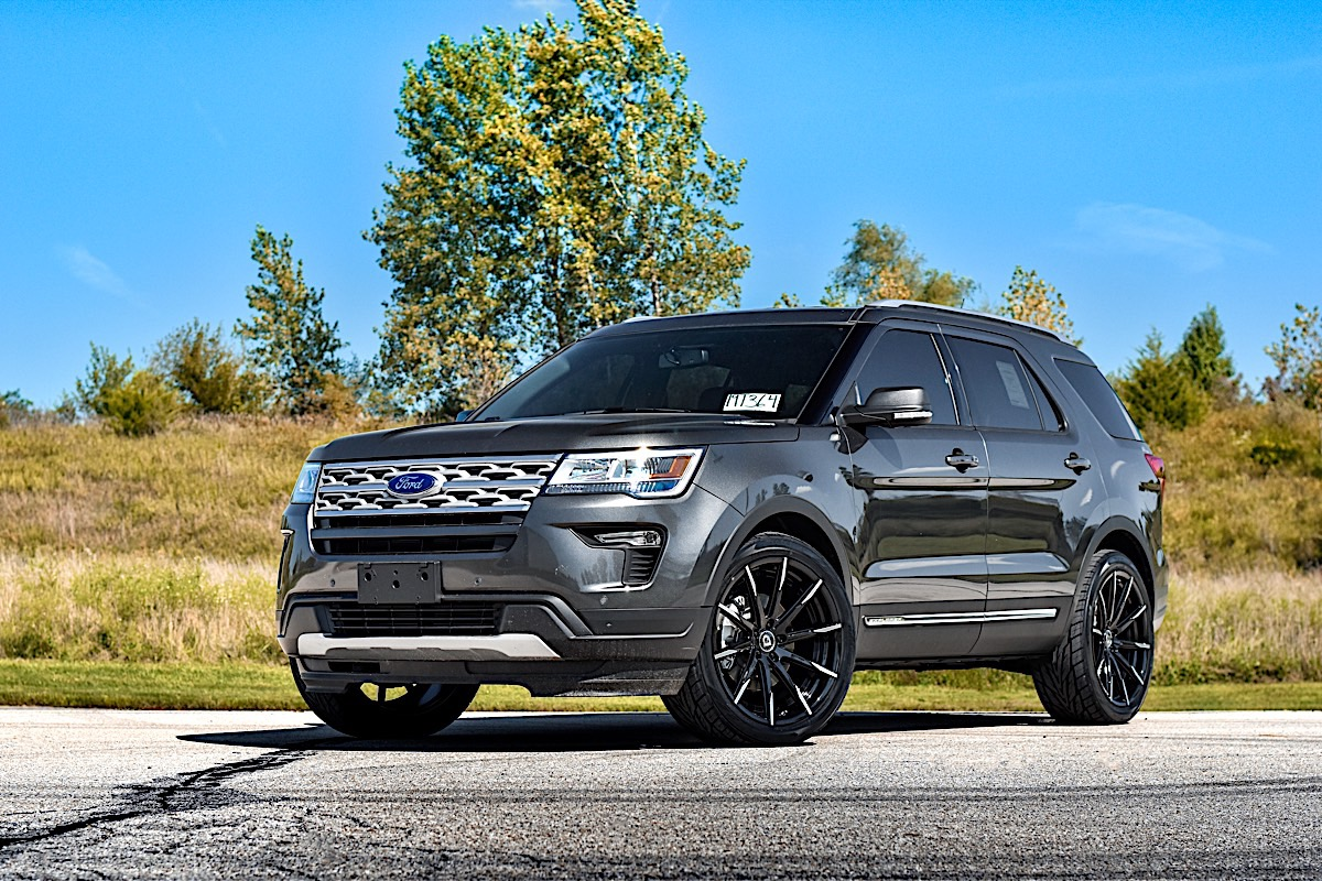 Ford Explorer CSS-15