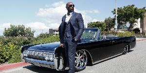 Morris Chestnut with
