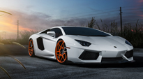 Game On - X80 on Lamborghini Aventador