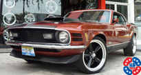 Standard - U201 on Ford Mustang Mach1