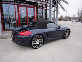 Porsche Boxster with TSW Nurburgring