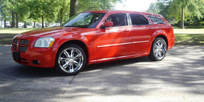 Chrysler 300c 552 Witchy