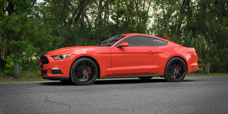 Ford Mustang Spec-1 Luxury SPL-001