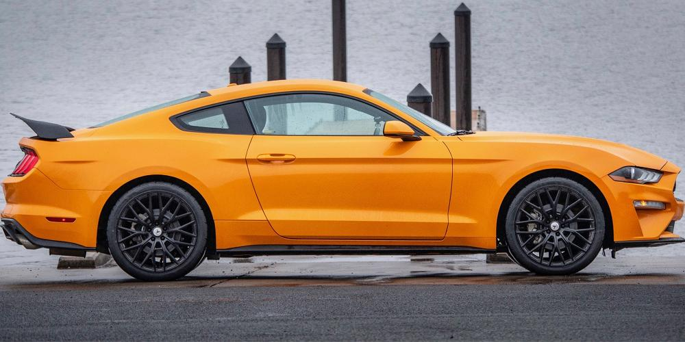 Ford Mustang ABL-21 Leo