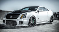 Monza on Cadillac CTS-V D3 edition