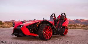 Surge - M114 on ATV - Polaris Slingshot
