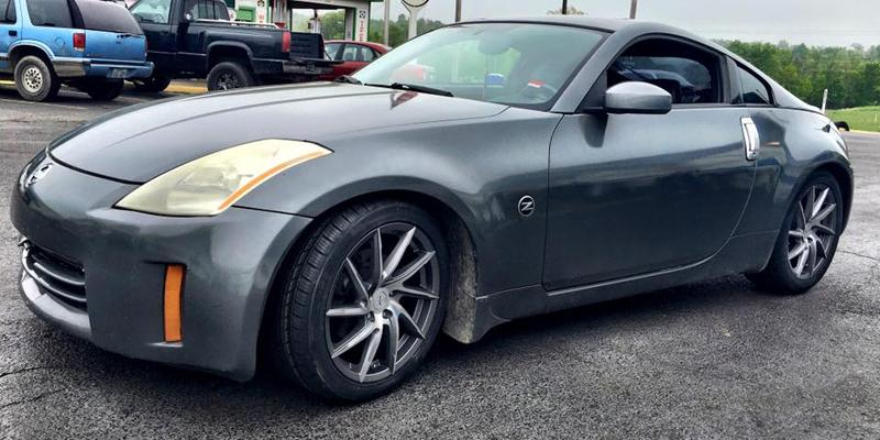 Nissan 370Z SUBJECT TO AVAILABILITY 433 Hawk
