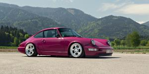 STR on Porsche 964 Carrera