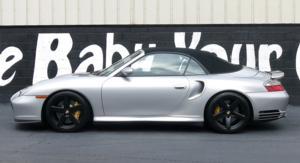 Porsche 911 with Victor Equipment Baden