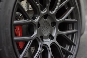 Porsche 911 with Victor Equipment Stabil