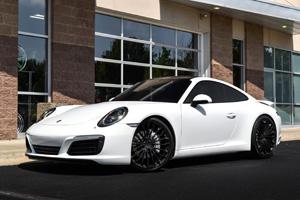 Porsche 911 with Victor Equipment Wurttemburg