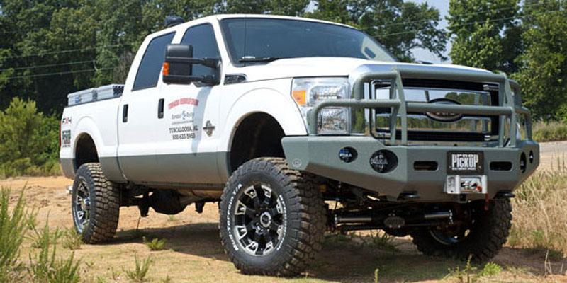 Ford F-250 Super Duty Discontinued 392 Brutal