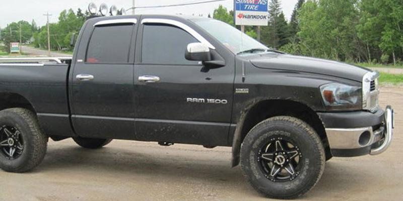 Dodge Ram 1500 Off-Road 395 Wizard