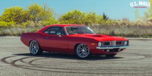 Plymouth Cuda with US Mags Rambler - U111