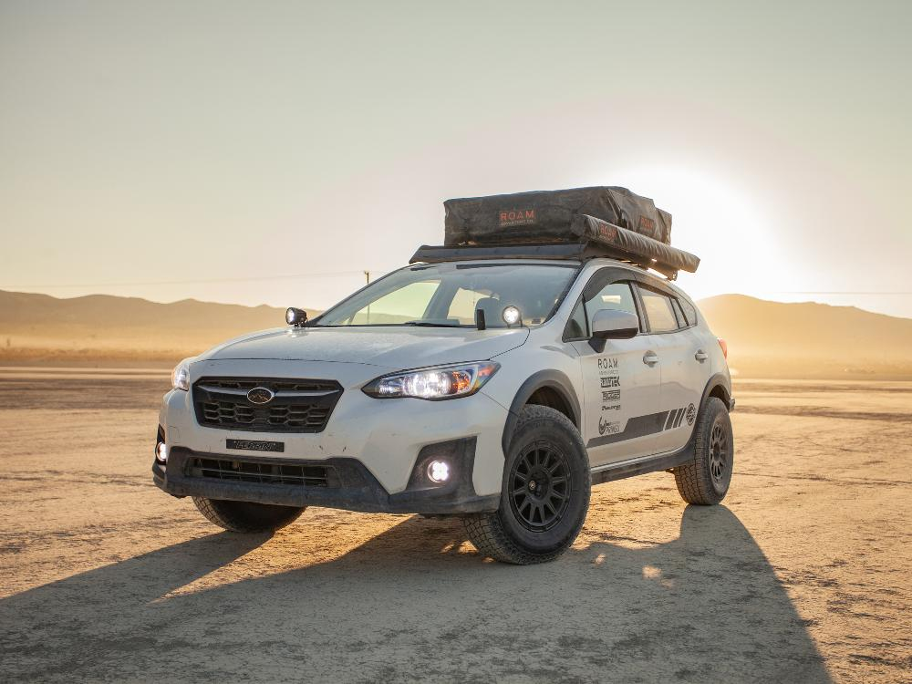 Subaru Crosstrek Icon Alloys Ricochet
