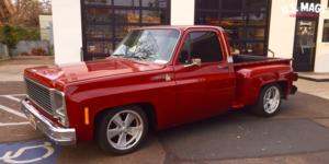 Chevrolet C10 with US Mags Roadster - U120