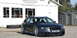 KPS on Audi A4 All-Road