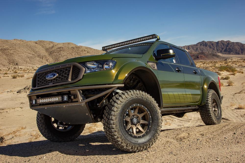 Ford Ranger Icon Alloys Rebound