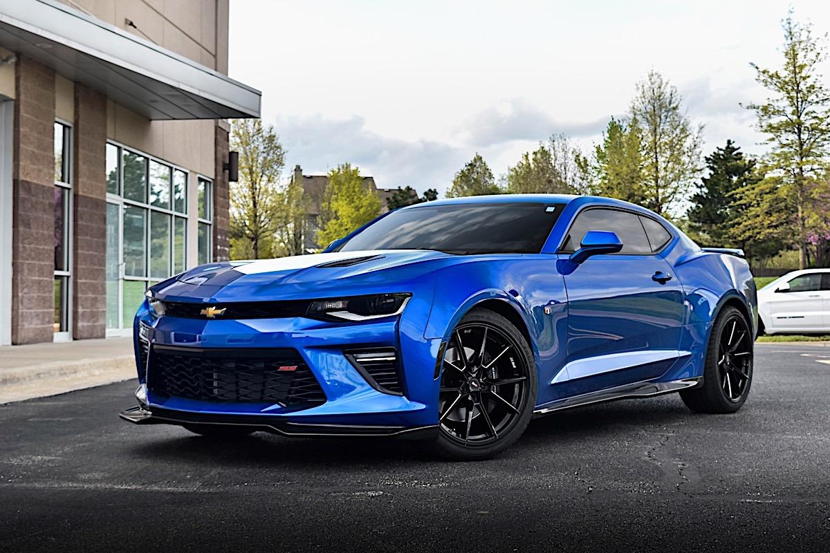 Chevrolet Camaro Gallery Kc Trends