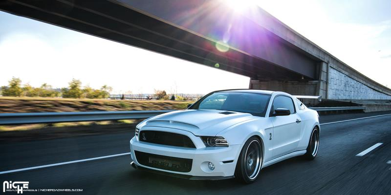 Ford Mustang Vella