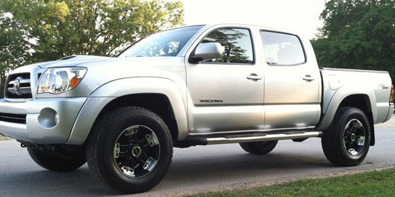 Toyota Tacoma Off-Road 394 Warlord