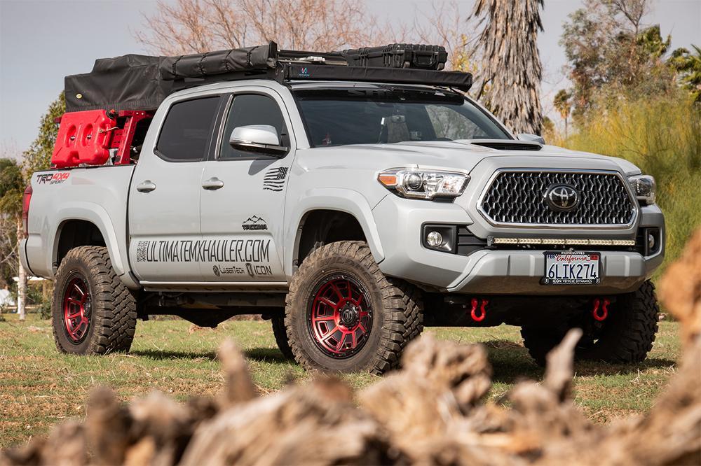 Toyota Tacoma Icon Alloys Victory