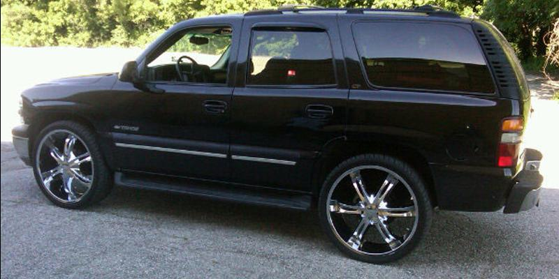 Chevrolet Tahoe 436 Hollywood 6