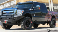 Anza - D557 on Ford F-350