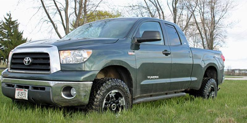 Toyota Tundra Off-Road 394 Warlord
