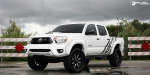 Maverick - D537 on Toyota Tacoma
