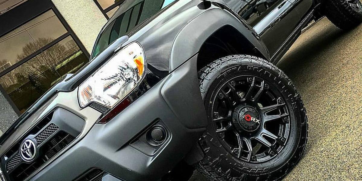 WORX 803 Beast Truck - Ultra Wheel