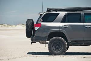 Toyota 4Runner with Black Rhino Armory